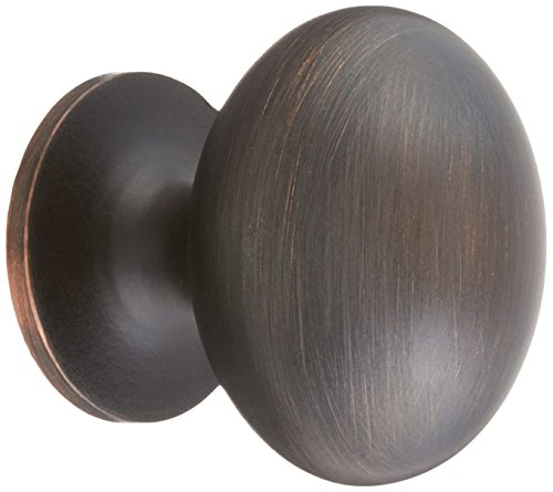 Oval Bronze Finish - 3
