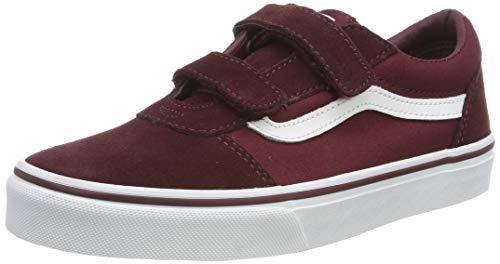 Vans Jungen Ward V-Velcro Suede Sneaker