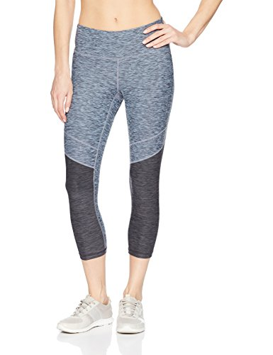 prAna Womens Needra Capri, Fairhope Blue, X-Large