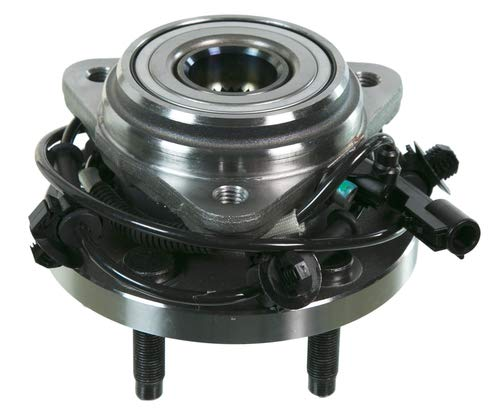 1 DTA Premium NT515003 Hub Bearing Assembly Fit 1995-2001 Ford Explorer 4WD/AWD 1997-2001 Mercury Mountaineer 4WD/AWD 2001-2009 Ford Ranger 4WD Mazda B3000 B4000 4WD -  DRIVE TECH AMERICA