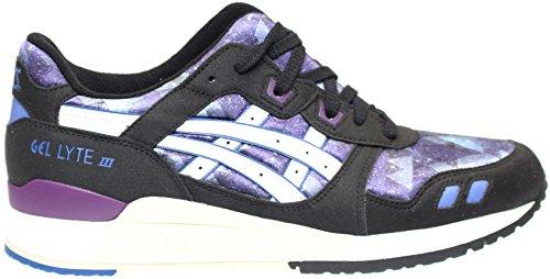 ASICS Herren GEL-Lyte III Retro Sneaker Monaco Blau / Weiß
