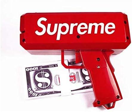 Us Money Penalty Gun Supreme Money Gun Electric Gun Can