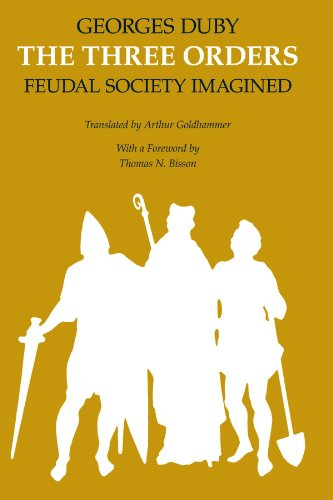 The Three Orders: Feudal Society (White Goldhammer)