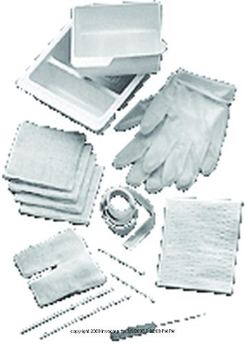 Invacare Tracheostomy Care Kit, Ib Trach Care Kit, (1 CASE, 30 EACH)