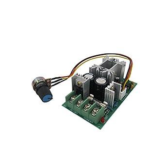 TWTADE/DC Motor Speed Controller 12V 24V 36V 48V 60V High