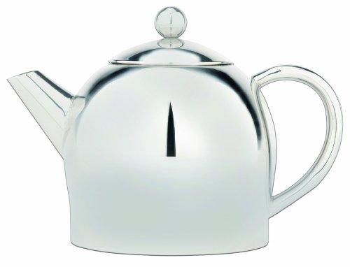 Cuisinox Double Walled Teapot, 1-Liter