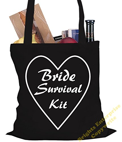 Gym Kit unique range Size An Tote cm litres Beach from 38 Christmas Bride stocking Bag 17 Shopping tote the Survival original our or x bag Birthday wording Black ide 10 with 42 gift filler reuseable 5SRPSvx