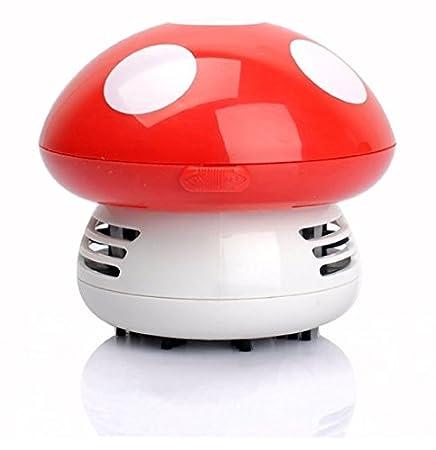 ANKKO Aspiradora mini seta limpiador Aspiradora de mano Aspirador para el ordenador