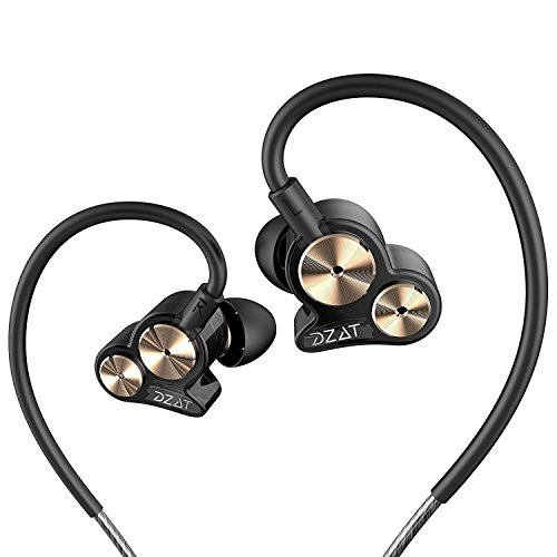 t-toper-noise-isolating-stereo-wired-sweatproof-two-drivers-heavy-bass-earphones-with-mic-for-smartp