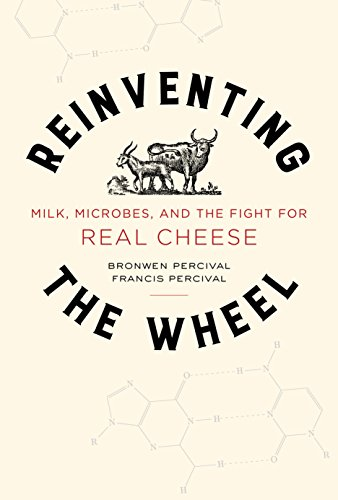 Reinventing the Wheel: Milk, Microbes, and the Fight for Real Cheese (California Studies in Food and Culture) (Cheese University)