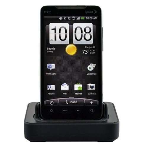 Seidio Desktop Charging Cradle Kit for HTC EVO 4G