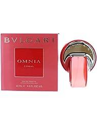 Omnia Coral By Bvlgari Eau De Toilette Spray For Women 2.2 oz