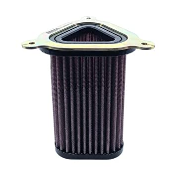 18-19 DNA Airbox Cover and Filter Compatible with Royal Enfield Interceptor 650 RYL-INCOMBO PN