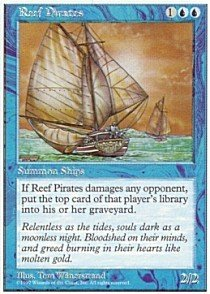 Magic: the Gathering - Reef Pirates - Fifth Edition