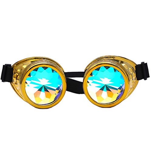 Steampunk Kaléidoscope A fantaisie Antique de Cosplay et Covermason protection pour Des dans lunettes de Style Rustique Soudage Robe q4x1pgf
