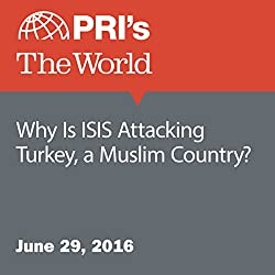Why Is ISIS Attacking Turkey, a Muslim Country?