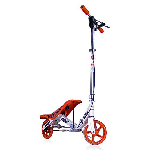 Quest Products M.Y. Products LLC Rockboard Scooter (Orange)
