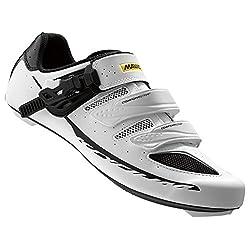 Mavic Ksyrium Elite Ii Road Shoes - Whiteblack, 9.5 Uk (Us 10)