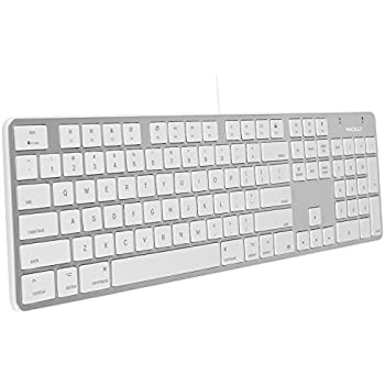 apple wired keyboard with numeric keypad compatible with mac os x later. Black Bedroom Furniture Sets. Home Design Ideas