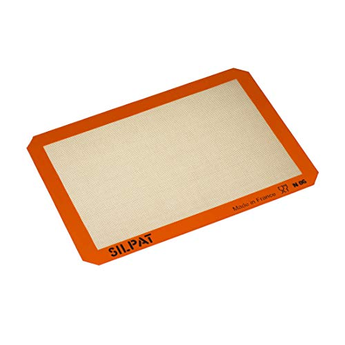 Silpat Premium Non Stick Silicone Baking Mat Half Sheet