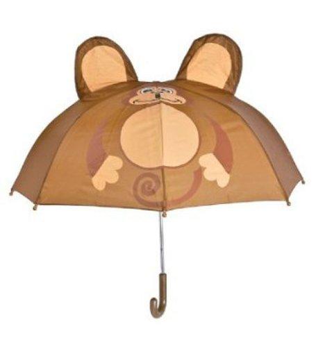 Monkey Umbrella Cool Rain Protection Novelty Gift Item Novelty Gift