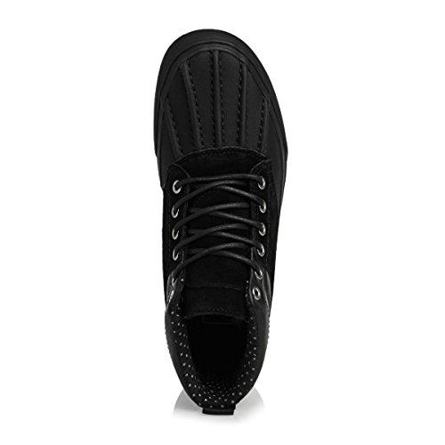 ... Varebiler Menns Sk8-hi Del Pato Mte Sneaker Svart / Prikker ...