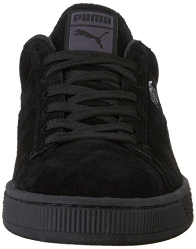 Puma - - Herren Suede Classic Plus Schuhe, EUR: 43, Black