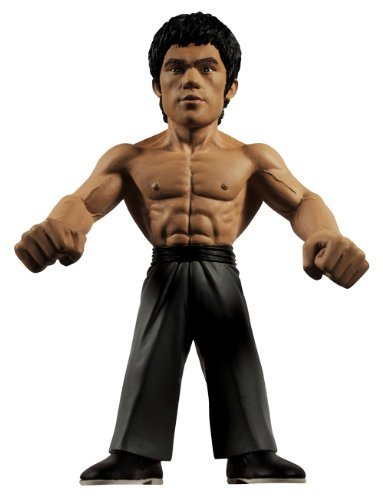 Bruce Lee Fanatiks Series 3 Flex Action Figure by Round 5