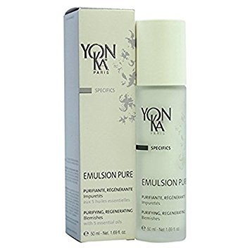 Emulsion Purifying (Yonka EMULSION PURE - Purifying Emulsion for Blemishes (1.7 oz))