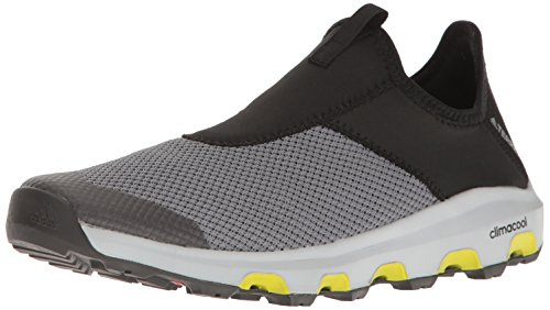 from china free shipping cheapest price cheap price adidas outdoor Men's Terrex Climacool Voyager Slip-On Water Shoe Vista Grey/Black/Unity Lime cheap sale choice fashion Style 8ZLiL8T2p