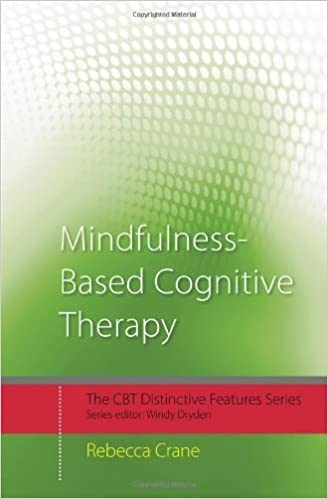 Mindfulness-Based Cognitive Therapy: Distinctive Features (CBT Distinctive Features)