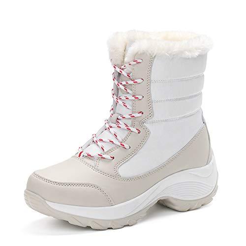 Outdoor Women White Boots Winter Fortuning's Cotton Hiking Climbing Shoes Boots Trekking Waterproof nbsp;JDS Snow 1Zwxt