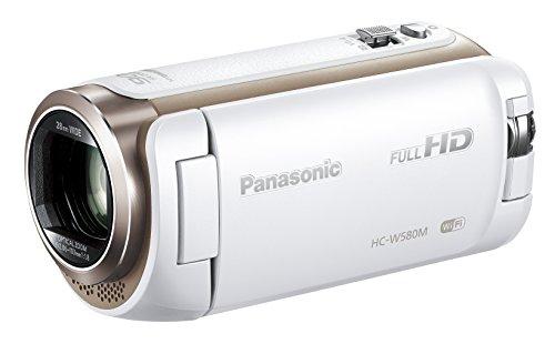 Panasonic HDビデオカメラ W580M 32GB ワイプ撮り 高倍...