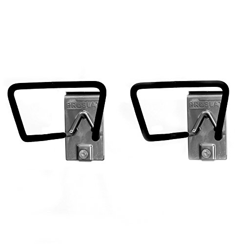 Proslat 13016 Hose/Cord Holder Designed for Proslat PVC Slatwall, 2-Pack