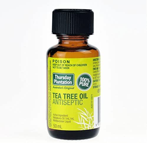 Thursday Plantation Tea Tree Pure Oil 50ml product of Australia