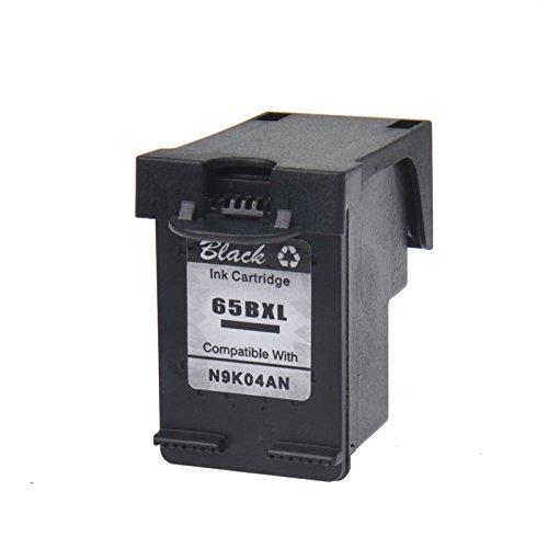 AMTONER Replacement for 65 65XL Black High Yield Ink Cartridge (N9K04AN) for Deskjet 3720 3755 3730 3752 3732 3758 2652 2655 Printers -  altom international Inc., ATUS-65BXL-1