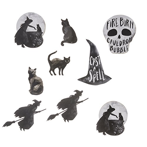 Martha Stewart Chipboard Spooky Die Cuts