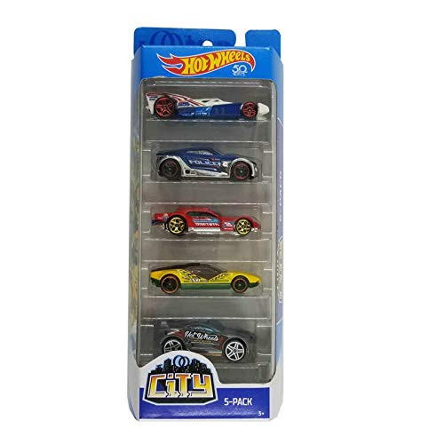 Diecasts & Toy Vehicles - Hot Wheels 1:64 Sport Car Set Metal Material Body Race Car Collection Alloy Car Gift for Kid 5 Pcs/Lot 1806 - by SINAM - 1 PCs