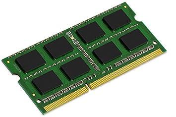 Kingston ValueRAM - Memoria para ordenador portátil DDR3 de 8 GB (1600 MHz DDR3L Non-ECC CL11 SODIMM 1.35 V): Amazon.es: Informática