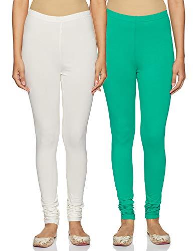 Amazon Brand – Tavasya Women's Cotton Chudidar Legging