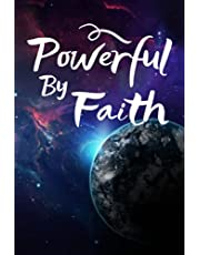 Powerful by Faith 2021: JW Notebook, JW Regional Convention of Jehovah's Witnesses, JW Baptism Gift (Powerful By Faith Convention of Jehovah's Witnesses 2021)