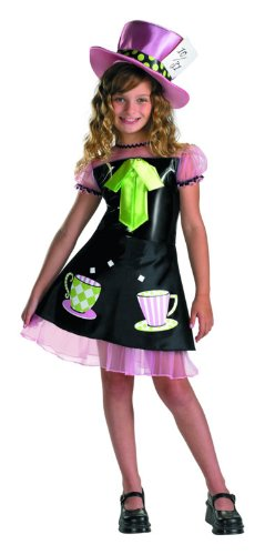Mad Hatter Costume - Large (10-12)