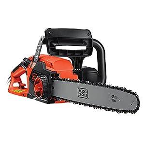 41q3k5daFHL. SS300  - BLACK+DECKER CS2245-GB Corded Chainsaw, 45 cm, 2200 W