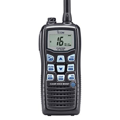 Icom M36 Floating Handheld VHF Radio Marine , Boating Equipment