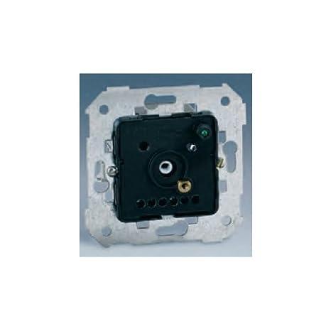 Simon 75503-39 - Termostato Analogico Frio-Calor