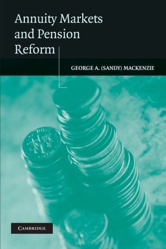 Annuity Markets and Pension Reform ebook