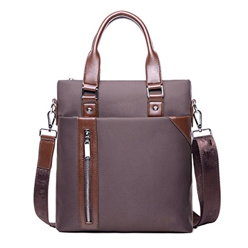 Leisure Portable Multi Men's purpose Backpack Brown Laidaye Briefcase Travel Business vIqZH