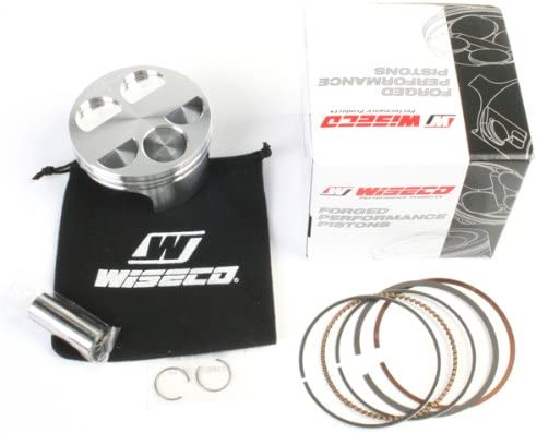 Wiseco 4650M09200 92.00mm 13.5:1 Compression Motorcycle Piston Kit