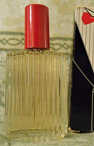 (Avon Gentlemen's Choice 1/2oz Miniature Black Suede Cologne Vintage Fragrance)