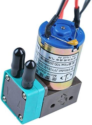 CUHAWUDBA 2 Unids/Lote JYY Bomba de Tinta Peque?A para Galaxy Wit Color Impresora de Plotter Solvente Infiniti Phaeton Humana 3W 24V100-200Ml Bomba de Micro-Tinta: Amazon.es: Electrónica